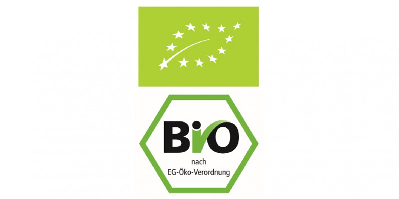 EU und DE Bio Siegel